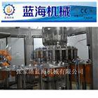 厂家直销全自动果汁饮料灌装生产线