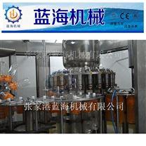 全自动果汁饮料灌装生产线
