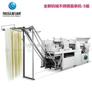 商用做挂面湿面的机器  全自动面条机商用 多功能面条机生产线