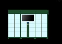 生鲜管理 生鲜到家 智能生鲜自提柜 觅橱科技生鲜柜
