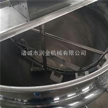 燃气夹层锅设备