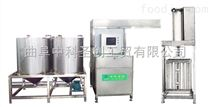 许昌鄢陵县豆腐干的生产设备 全自动豆腐干机