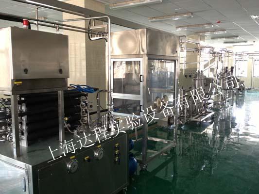 实验型超高温杀菌机-UHT