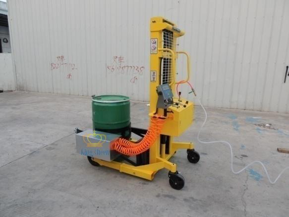 上海350kg搬运油桶秤