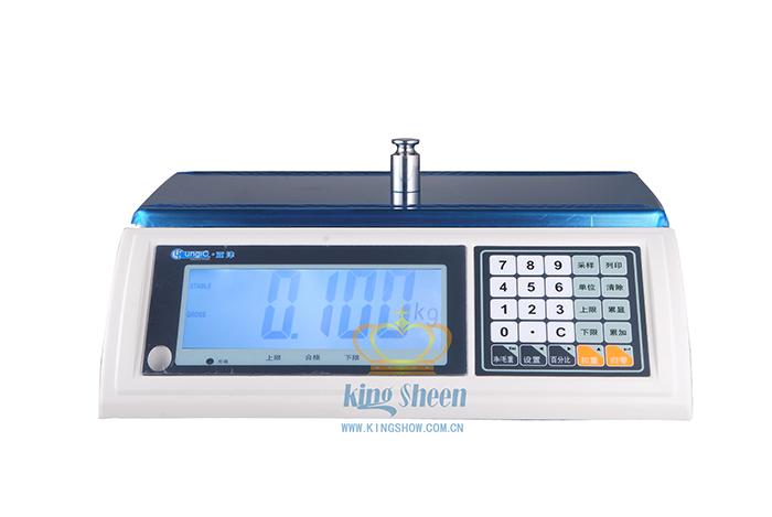 30kg电子计重桌秤