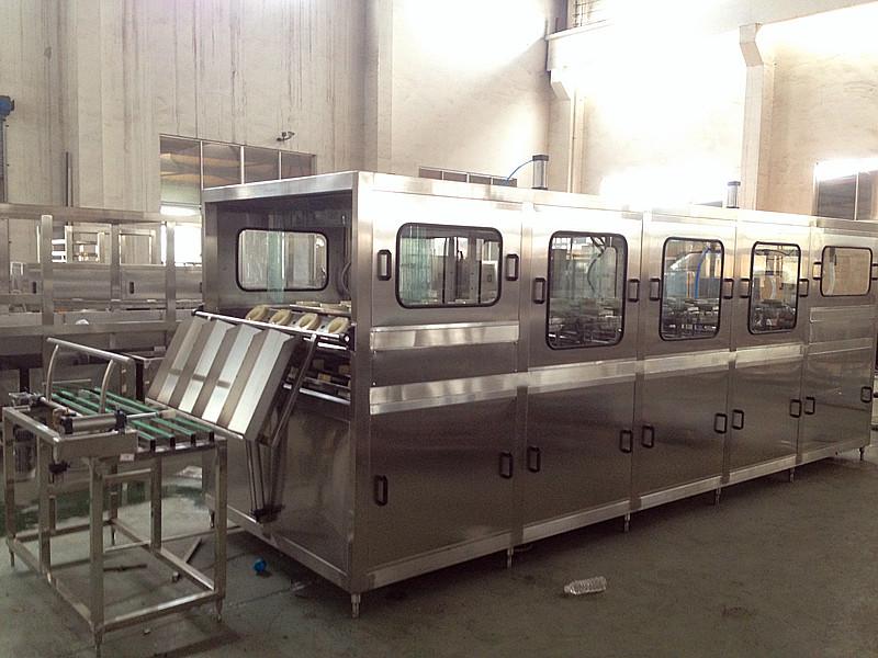 qgf-300桶/时,三合一大桶灌装机