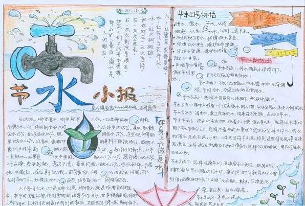 潍坊名胜手抄报