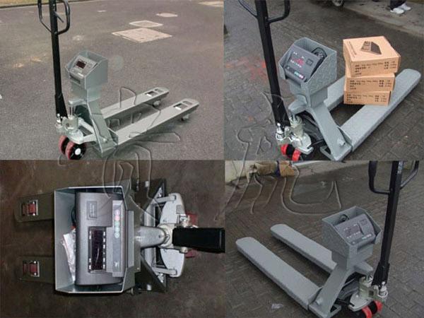 济南液压叉车称,青岛2吨电子叉车秤